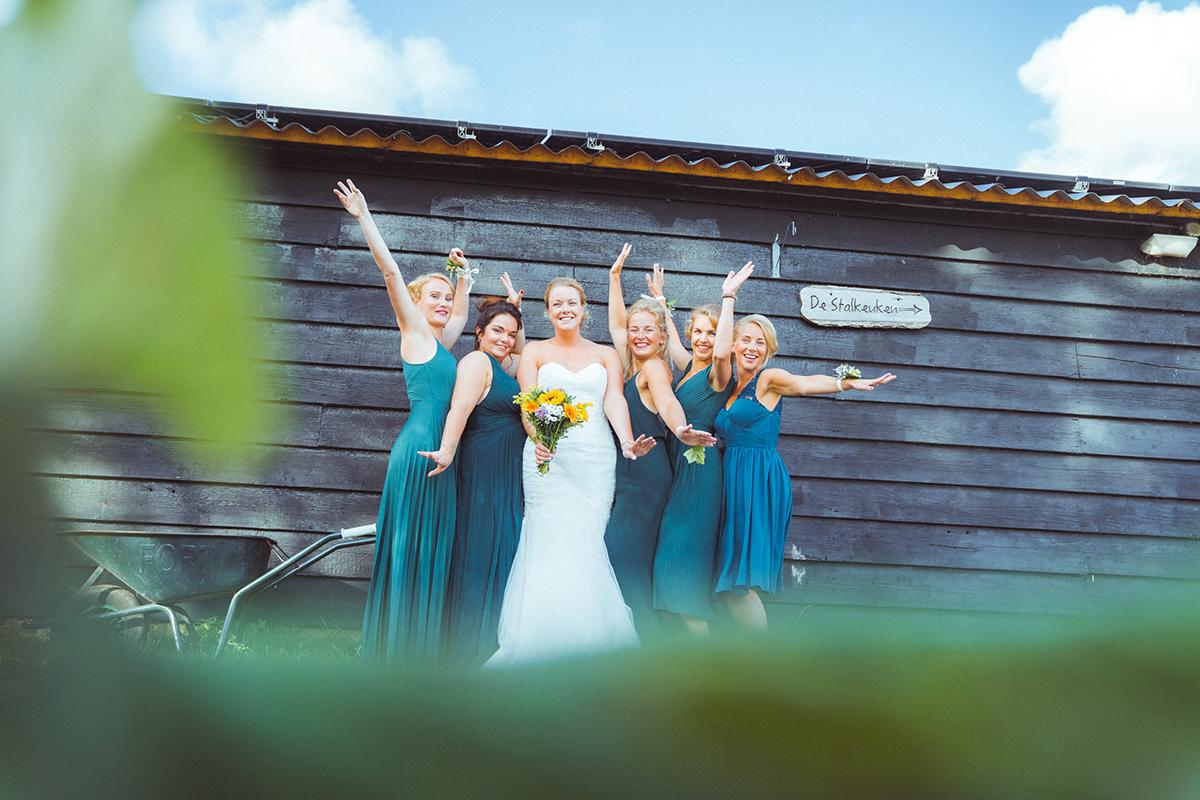 bruiloft fotografie Amsterdam