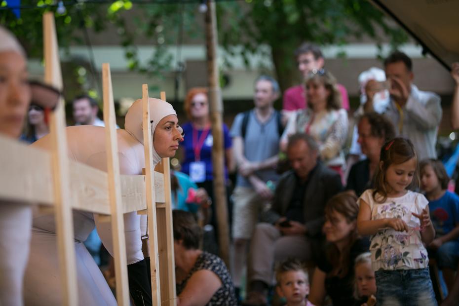 Fotograferen tijdens International Stiltefestival