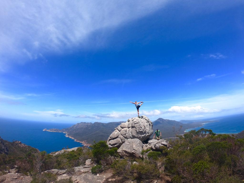 hiken Tasmania