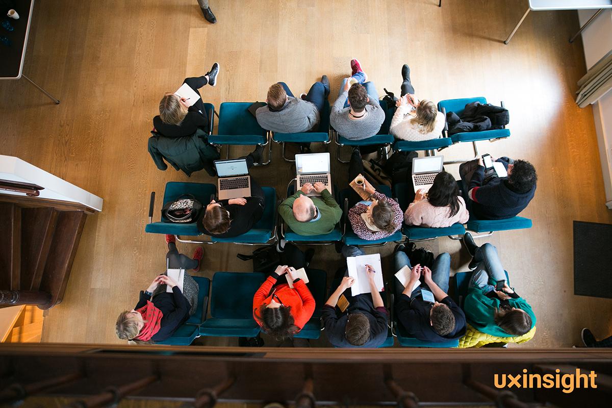 UX designer Event